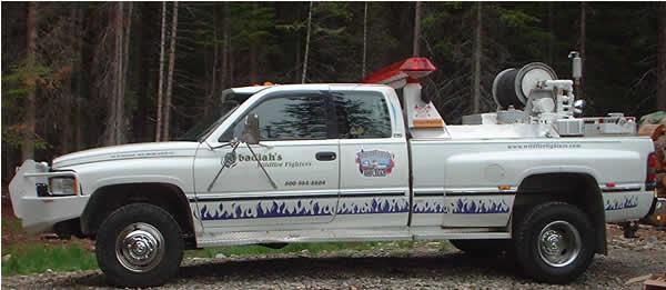 Obadiah's 1995 Dodge 1 Ton.