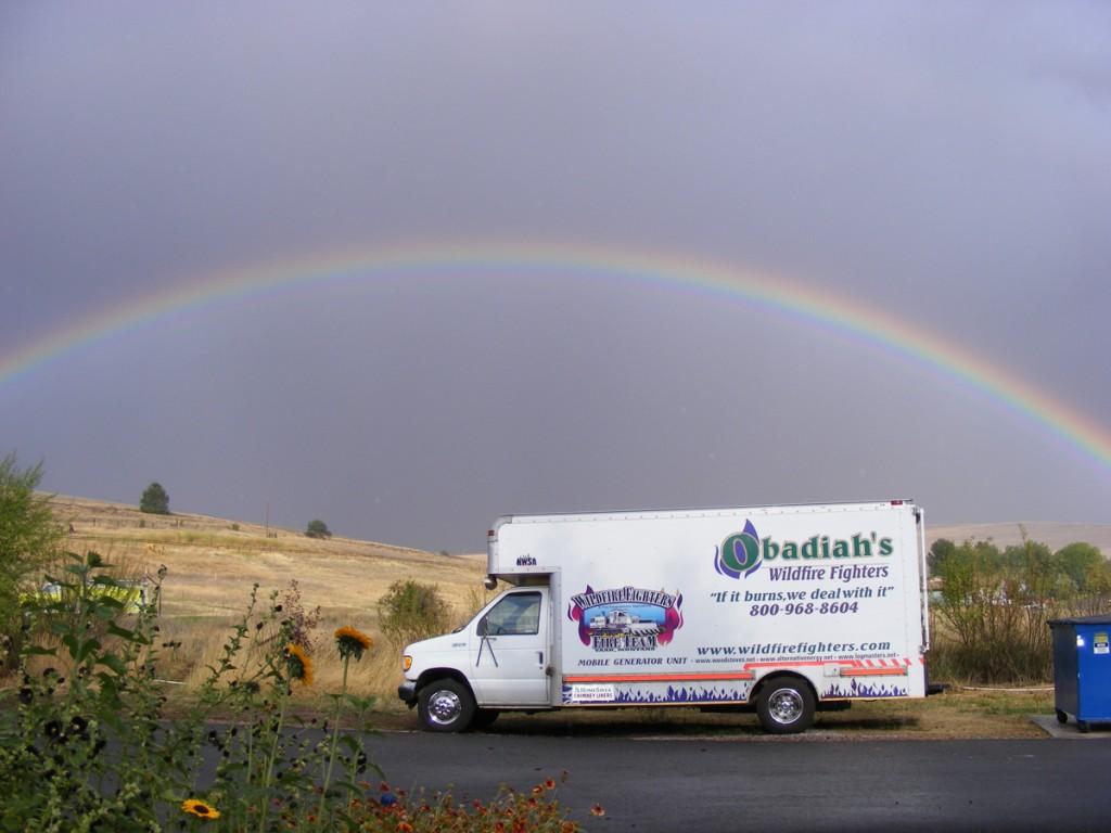 Obadiah's Shop Truck