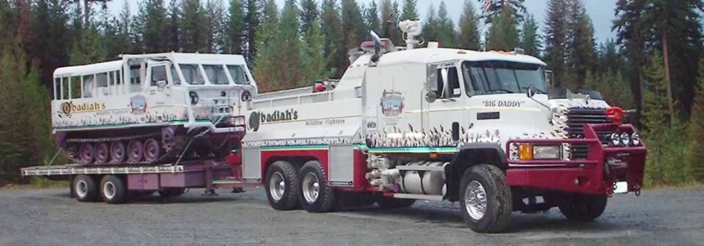 The Tactical Water Tender